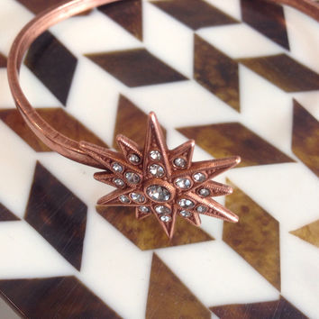 TS Rose Gold Cuff