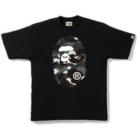 CITY CAMO BIG APE HEAD TEE MENS