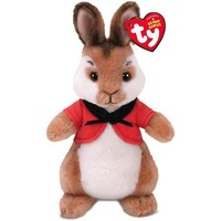 Ty® Beanie Babies Flopsy Rabbit Stuffed Animal, 8""