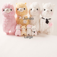 Alpacasso Plushies - Bridal (Jumbo)