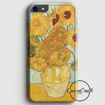 Paint Sunflowers iPhone 7 Case | casescraft