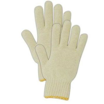 Magid® 93T12 KnitMaster® General Purpose Men's Cotton Blend Knit Gloves, 12-Pack