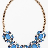 Cara Stone Frontal Necklace | Nordstrom