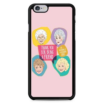 The Golden Girls Book iPhone 6 / 6S Case