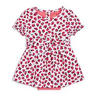 kate spade new yorkInfant Girls' Jillian Rose Dress - Sizes 3-9 Months
