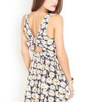 Daisy Chain Cutout Dress