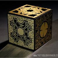 Hellraiser Puzzle Box - Foil Face Design