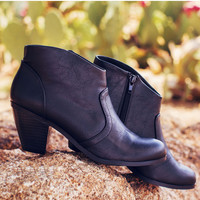 Caspian Ankle Booties