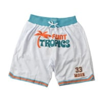 Flint Tropics Jackie Moon Basketball Shorts