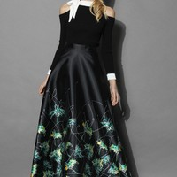 Flourish Life Maxi Skirt