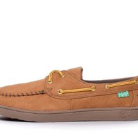 Keep - THE BENTEN Moccasin Suede