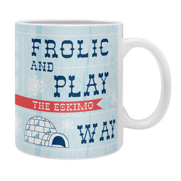 Heather Dutton Frolic And Play Coffee Mug