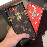 LV 2017 Hot ! iPhone 7 iPhone 7 plus - Stylish Cute On Sale Hot Deal Matte Couple Phone Case For iphone 6 6s 6plus 6s plus