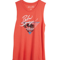 Palm Springs Muscle Tank - Watermelon