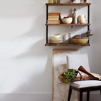 L-Beam Wall Shelf