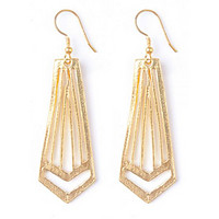 Artemis Earrings in Gold
