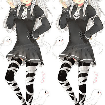 New Ghost Girl Anime Dakimakura Japanese Pillow Custom Designer TakaiSeika ADC187