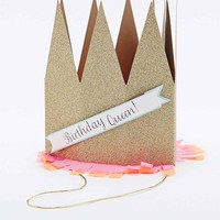 Birthday Queen Card - Urban Outfitters