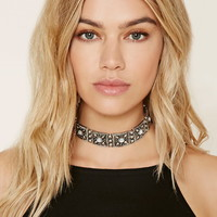 Faux Stone Choker | Forever 21 - 1000202856