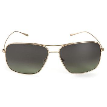 DCCKIN3 Oliver Peoples 'Berson' sunglasses