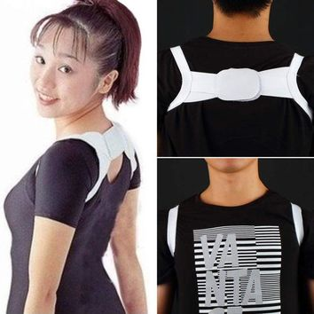 DCCKL72 Hots sales 1pair posture corrector body back support shoulder braces & supports Belt Posture Corrector