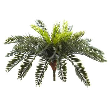 "13"" Cycas Artificial Plant (Set of 2)"