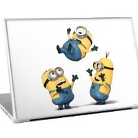 Zing Revolution Despicable Me 2 - Toss Laptop Cover Skin for 13-Inch Mac and PC (MS-DMT240010)