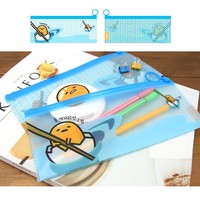 Sanrio Gudetama Lazy Egg Multi Purpose Pouch Slim Pencil Case : Swimming $3.99