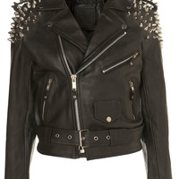 **Harley Biker Jacket by The Ragged Priest - The Ragged Priest - Clothing Brands - Designers - Topshop