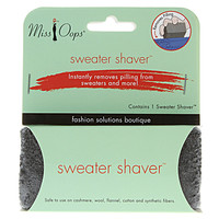 Miss Oops Sweater Shaver
