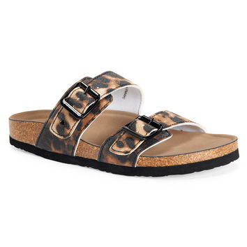 Madden Girl Womens Madden Girl Brando Slip-On Sandals