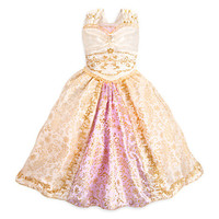Disney Rapunzel White Wedding Costume for Girls | Disney Store