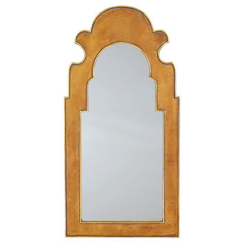 Mirrors, Camarillo Wall Mirror, Antique Gold, Wall Mirrors