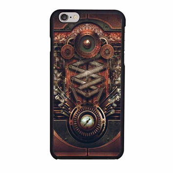 steampunk phone case s iphone 6 6s 4 4s 5 5s 5c cases