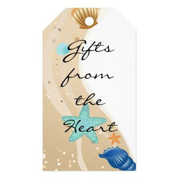 Gifts from the Heart Gift Tag Pack Of Gift Tags