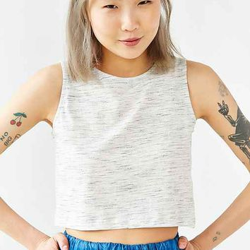Native Youth Dyed Cropped Top