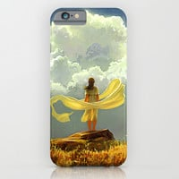 Wind iPhone & iPod Case by Artem Rhads Cheboha