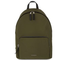 BURBERRY - Abbeydale London nylon backpack | Selfridges.com