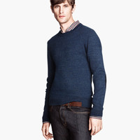 Melange Sweater - from H&M