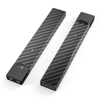Skin Decal Kit for the Pax JUUL - Carbon Fiber Texture