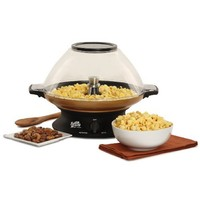 West Bend 82386 Kettle Krazy Popcorn Popper and Nut Roaster
