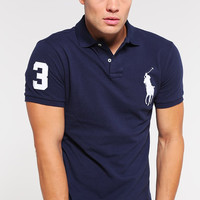 Polo Ralph Lauren Polo shirt - newport navy