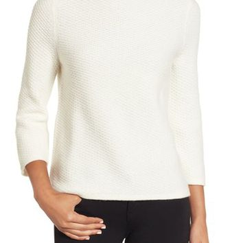 Emerson Rose Textured Cashmere Sweater | Nordstrom
