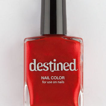 Destined Nail Color Reddy Or Not One Size For Women 27399656001