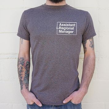 Assistant To The Regional Manager [The Office] Men's T-Shirt