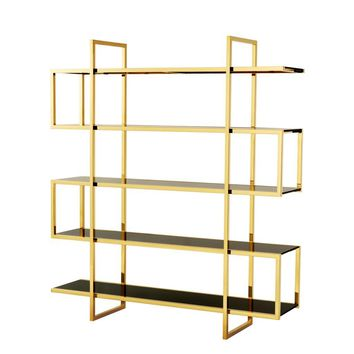 Gold Display Cabinet | Eichholtz Soto