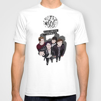 5 Seconds of Summer Boys Made in USA Short sleeves tee tshirt