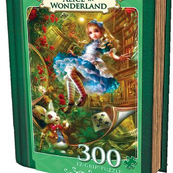 Alice in Wonderland - 300 Piece EZ Grip Jigsaw Puzzle
