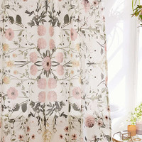 Daniella Floral Shower Curtain | Urban Outfitters