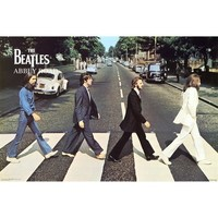 Art.com - The Beatles- Abbey Road Poster